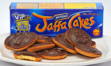 Big in Turkey … Jaffa Cakes.
