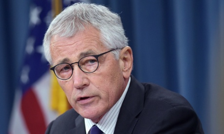 Chuck Hagel, the US defense secretary, conceded last week that Assad 'derives some benefit' from Washington's emphasis on Isis.