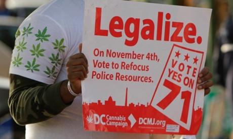 Cannabis US midterm election