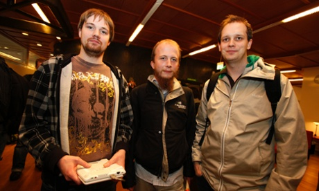 Pirate Bay co-founder Peter Sunde: 'In prison, you become brain-dead'