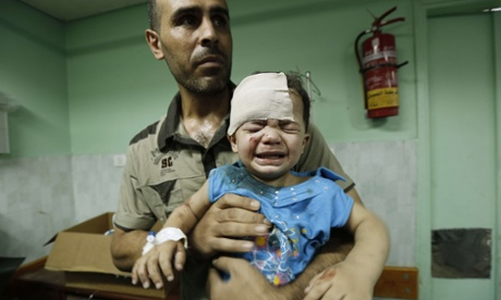 Israel accused of war crimes during campaign in Gaza