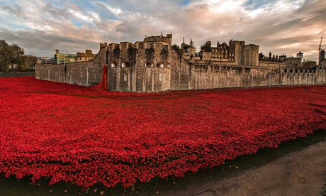 Tower Of London Poppies To Be Removed As Planned On 12