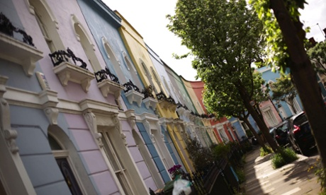 London house prices will stop their relentless climb in 2015 and level off  or even fall, according to Savills.