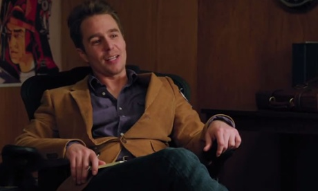 Five best moments: Sam Rockwell