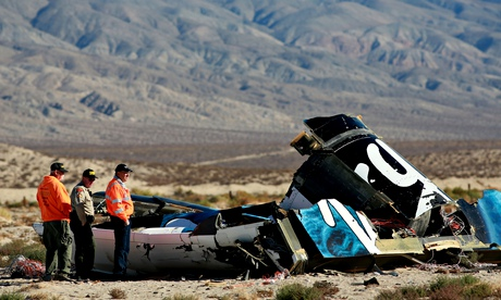Disaster at the speed of sound: the tragedy of SpaceShipTwo's final flight