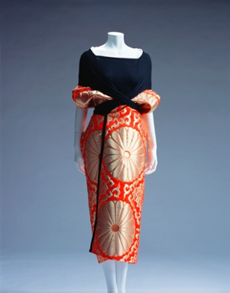 Yamamoto Spring Summer 1995 from Kyoto Costume Institute for Goma