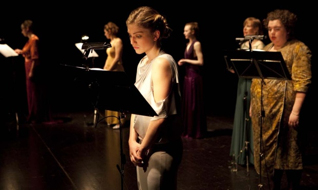 sirens review soho theatre