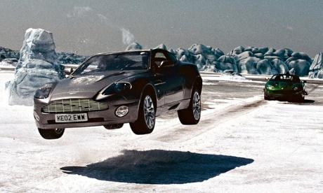 Taken not stirred: customised Range Rovers stolen before Spectre shoot