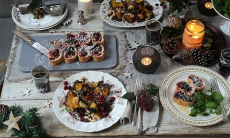 Tis the season to be veggie: Christmas vegetarian recipes