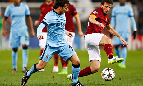 David Silva hoping Manchester City steer clear of Spanish sides in Europe