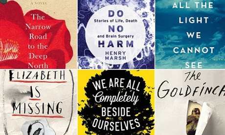 Readers' 10 best books of 2014