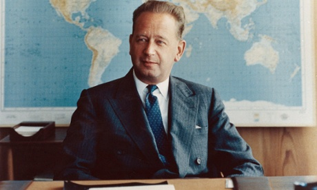 Spy messages could finally solve mystery of UN chief's death crash