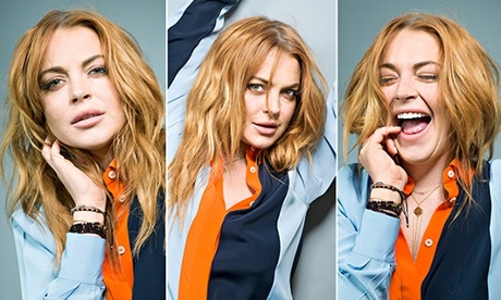 Lindsay Lohan interview: 'I needed to grow up and London was a better place to do that than anywhere else'