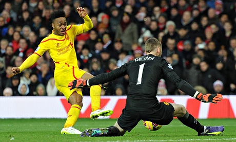 Liverpool's Raheem Sterling lacks finishing touch against Man United | Michael Cox