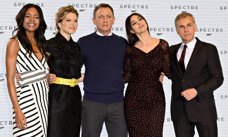 Draft script for James Bond film Spectre leaked in Sony hack