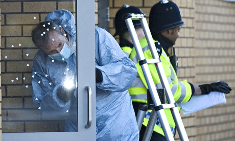 North London stabbing: five boys arrested after row over access to party