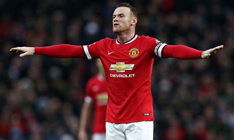 Manchester United's Wayne Rooney revels in Premier League title talk