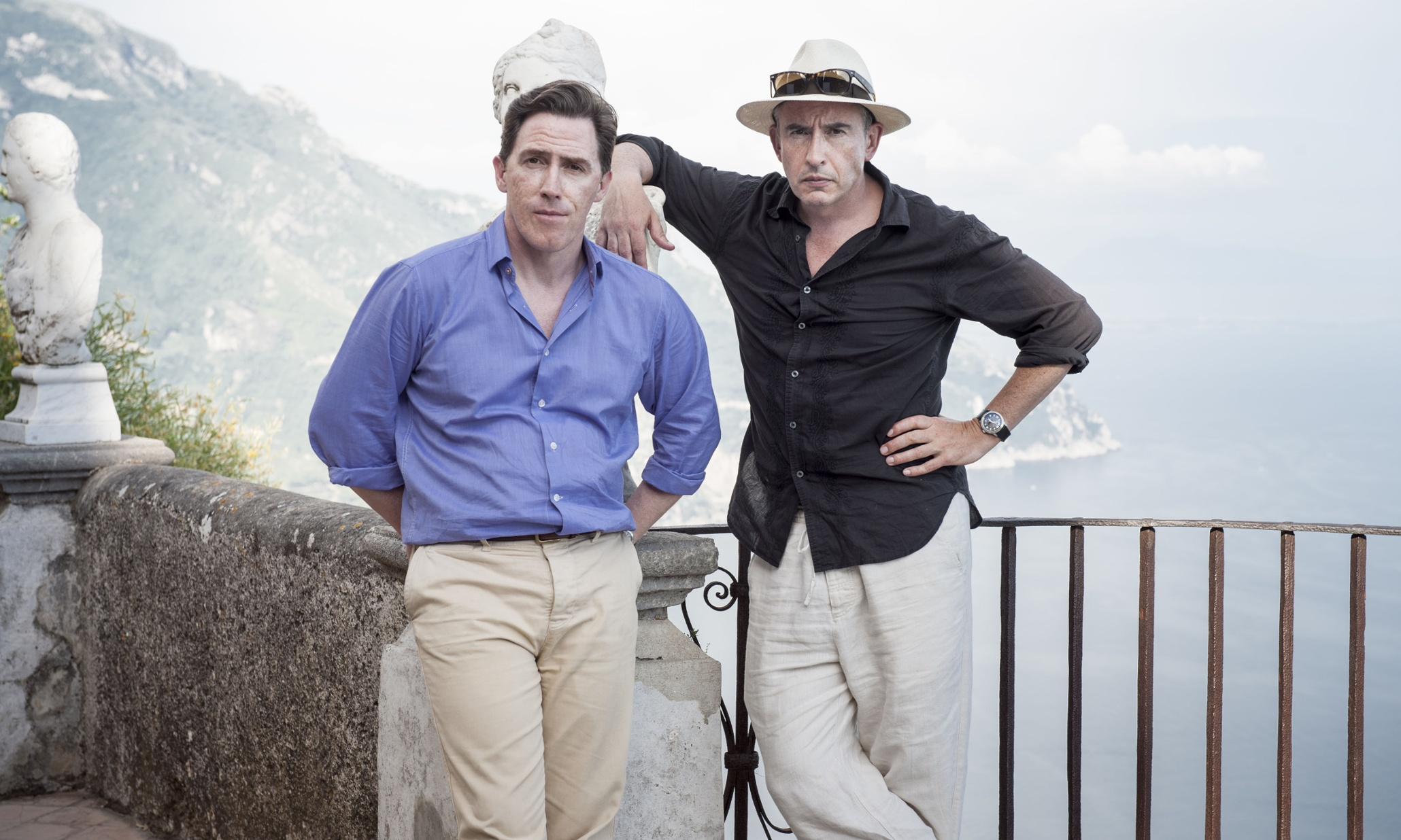 Sam Wollaston: Was the Steve Coogan and Rob Brydon vehicle a travelogue, a comedy, a food show, scripted reality, or something else entirely? Or was it simply as good as television gets?