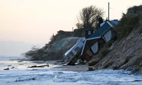 Almost 7,000 UK properties to be sacrificed to rising seas