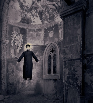 The Miracle Of Levitation, by Joan Fontcuberta.