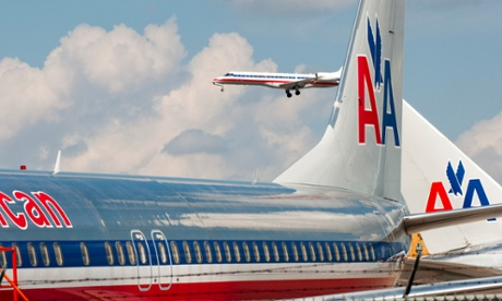 An American Airlines plane has made an emergency landing in Tokyo.