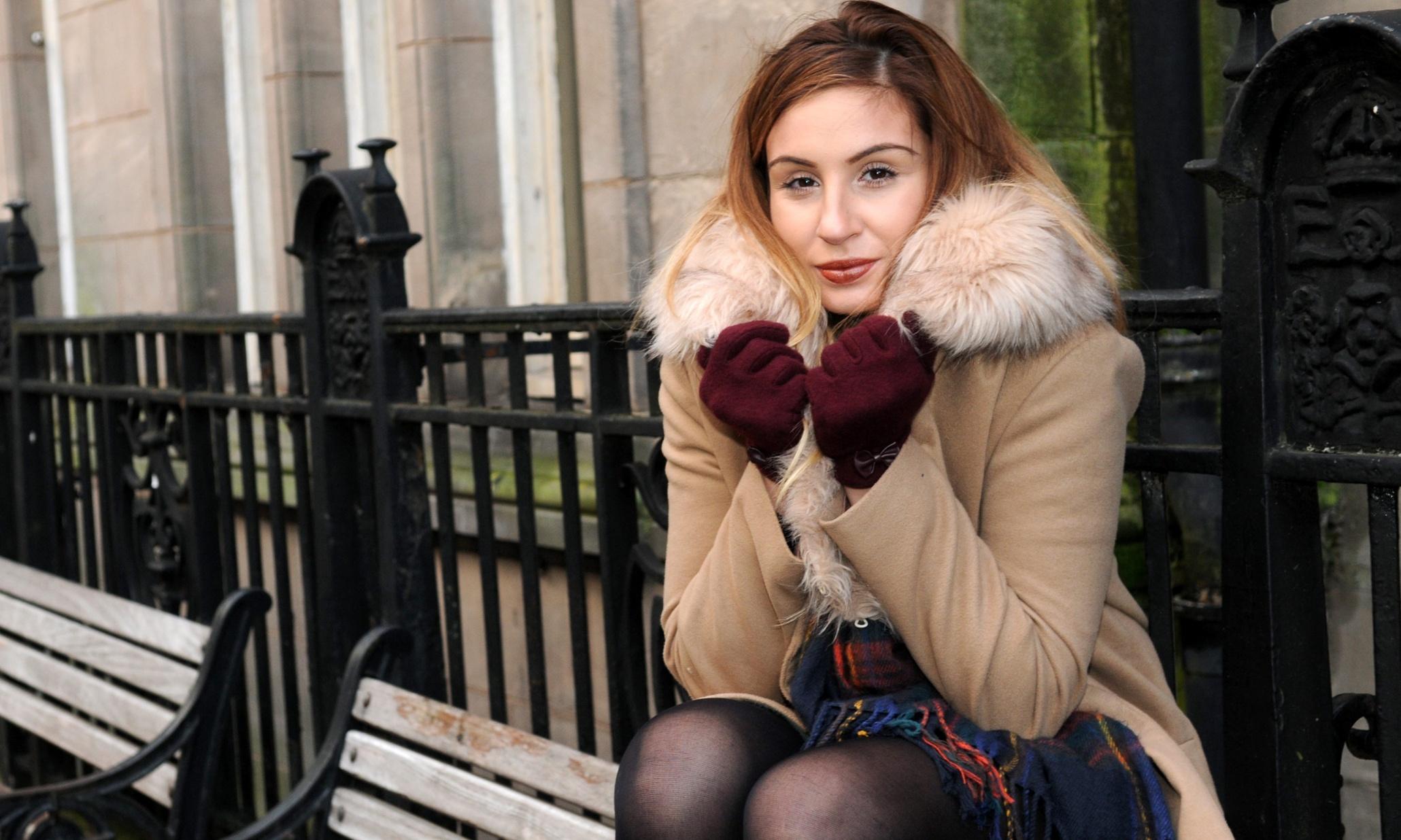 Русская девочка отдалась за деньги на улице 11 фотография