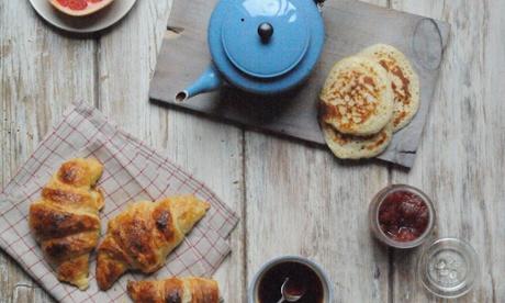 Bake up early: breakfast recipes