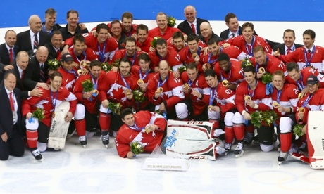 Ice hockey in 2014: 10 memorable moments
