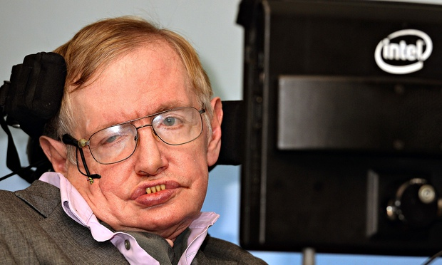 ... spell end of human race – Stephen Hawking | Science | The Guardian
