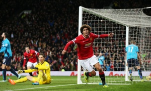 MATCH REPORT: Manchester United 2-1 Stoke City