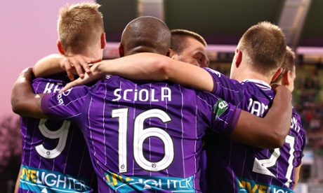 Perth Glory beat Central Coast to extend A-League lead to six points