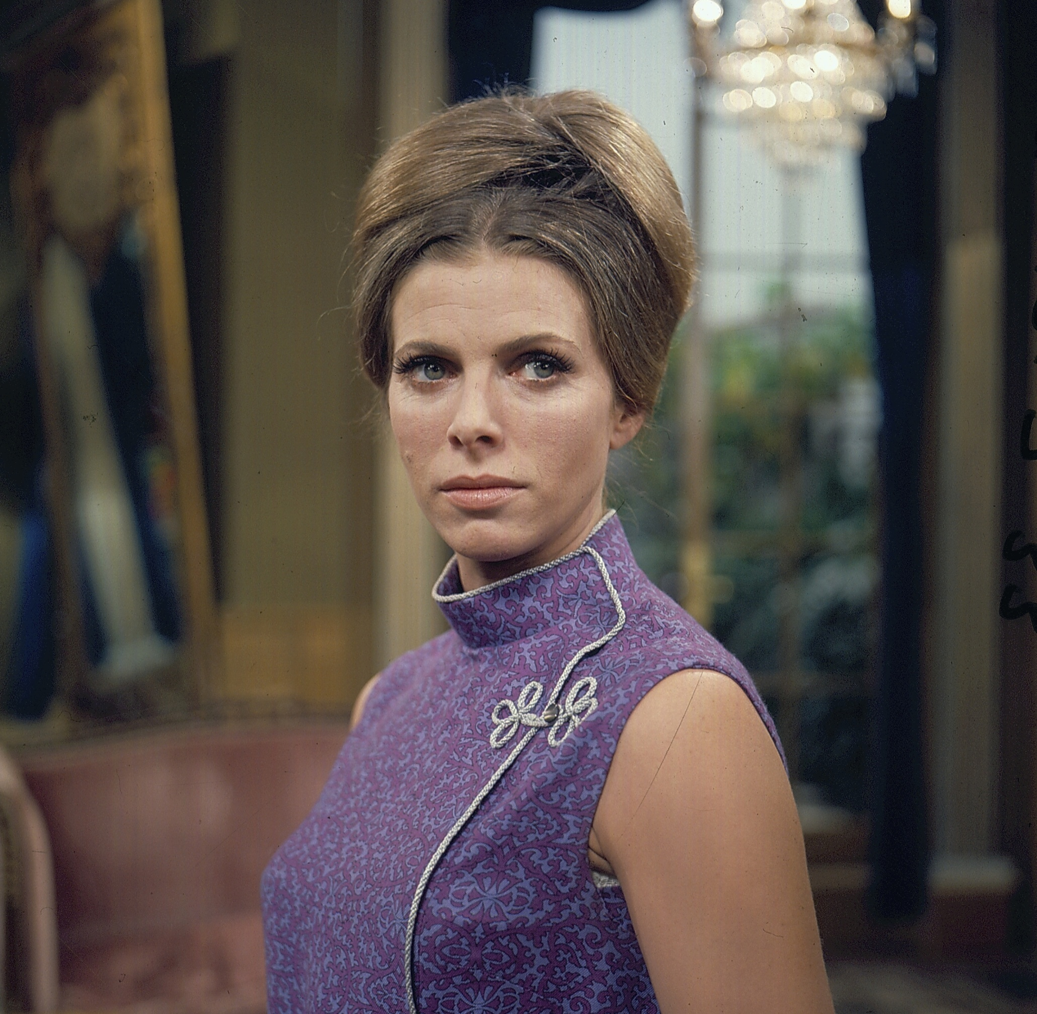 BILLIE WHITELAW, Actress