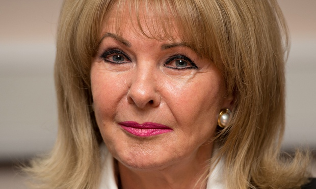 Mandy rice davies called the profumo affair a pimple now that