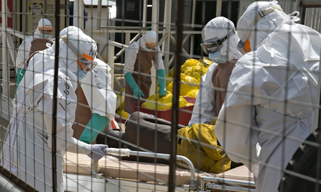 Untested Ebola drug given to patients in Sierra Leone causes UK walkout