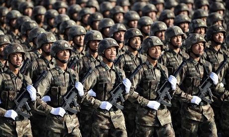 China to send 700 combat troops to South Sudan