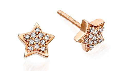 Collection Muse by Astley Clarke diamond stud earrings
