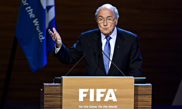 Sepp Blatter and the Qatar 2022 World Cup: too little, too late | Football | The Guardian