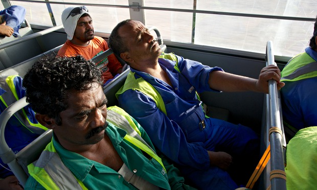 Death toll among Qatar's 2022 World Cup workers revealed | World news | The Guardian