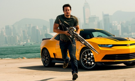 Transformers: Age of Extinction named highest-grossing film of 2014