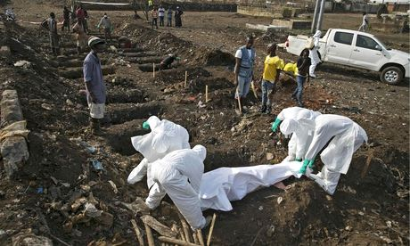 Ebola's reign of terror: since outbreak a year ago virus has killed over 7,500