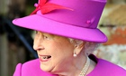 The Queen attends Christmas Day service at Sandringham