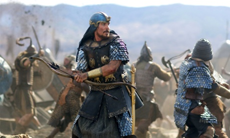Egypt bans 'Zionist' film Exodus and cites 'historical inaccuracies'