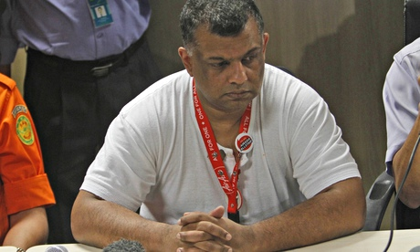 Tony Fernandes, the millionaire entrepreneur behind AirAsia