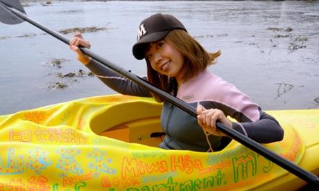 vagina kayak rokude nashiko megumi igarashi