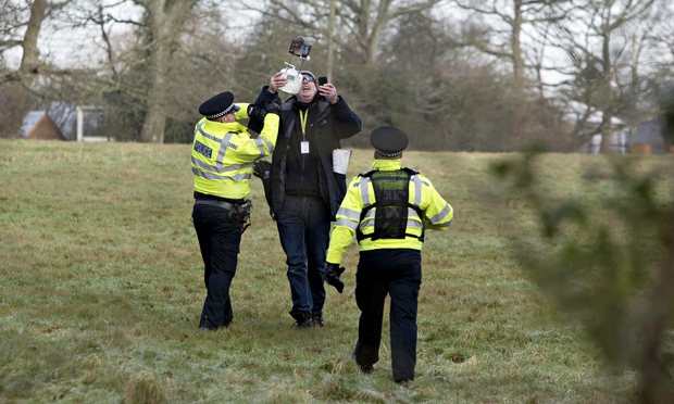 Photojournalist Arrested After Filming With Drone Near