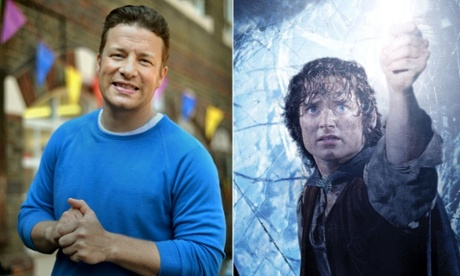 Jamie Oliver turned down hobbit role in Lord of the Rings