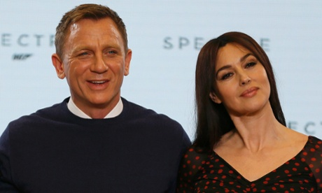 The title's Spectre, just Spectre: new James Bond movie named