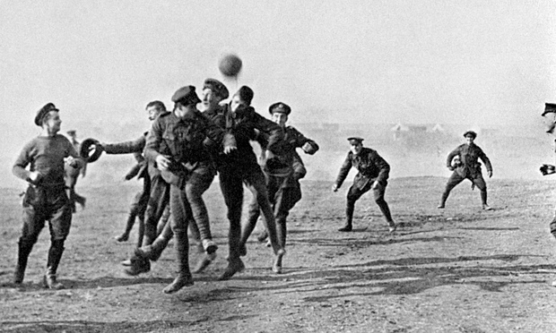 Letter from British general describes 1914 Christmas Day truce   World news   The Guardian