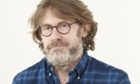 Nigel Slater With Beard. Shot At Home