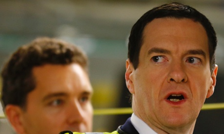 George Osborne rattled by tax experts' accusations of colossal scale of cuts